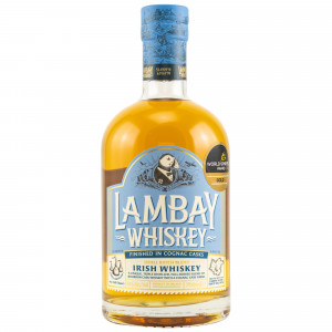 Lambay Small Batch Blend (Irish Whiskey)
