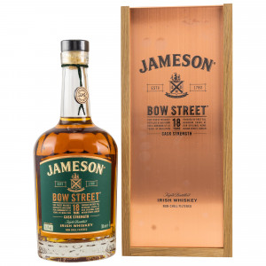 Jameson Bow Street 18 Jahre Cask Strength