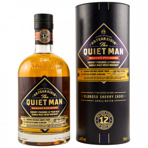 The Quiet Man 12 Jahre Oloroso Sherry Finish