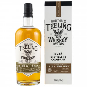 Teeling Whiskey Rye Gin Finish