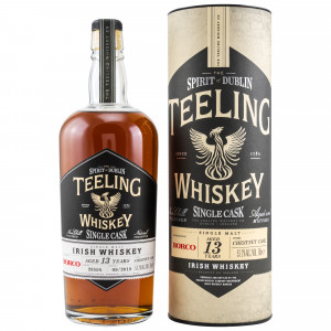 Teeling 2006/2019 13 Jahre Single Cask Chestnut Finish