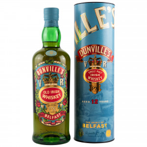 Dunville's 12 Jahre Old Irish Malt Whiskey PX Cask