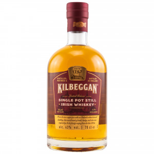 Kilbeggan Single Pot Still Whiskey