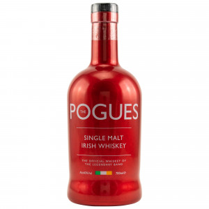 The Pogues Irish Single Malt Whiskey