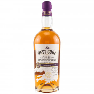 West Cork Small Batch Single Malt Port Cask Finish
