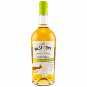 West Cork Small Batch Single Malt Calvados Cask Finish