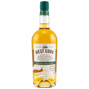 West Cork First Fill Bourbon Single Malt
