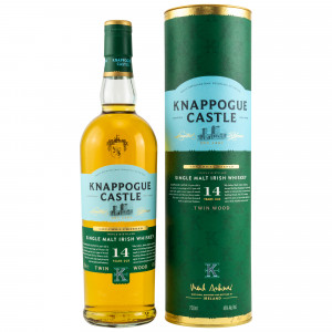 Knappogue Castle 14 Jahre Twin Wood (Irland)