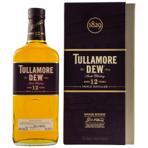 Tullamore Dew Special Reserve 12 Jahre