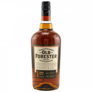 Old Forester Bonded 100 Proof