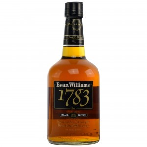 Evan Williams 1783 No.10 Sour Mash Small Batch