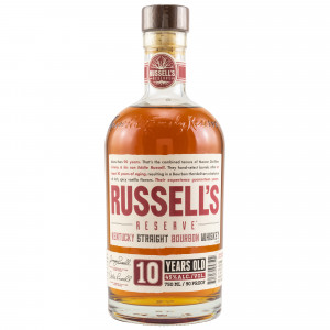 Russell's Reserve 10 Jahre Kentucky Straight Bourbon Whiskey (USA)