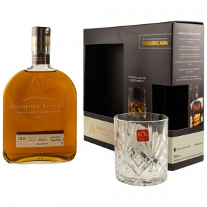 Woodford Reserve Distillers Select mit Tumbler