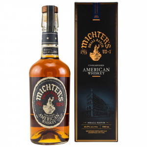 Michters Unblended American Whiskey Small Batch