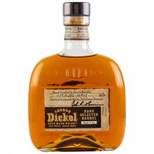 George Dickel 9 Jahre Hand Selected Barrel