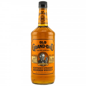 Old Grand Dad 80 Proof
