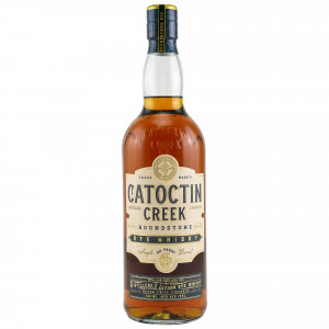 Catoctin Creek Distillers Edition Single Barrel Virginia Rye