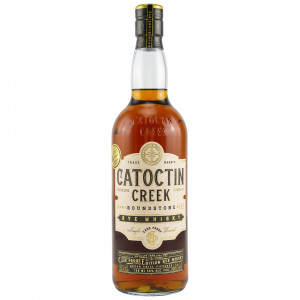 Catoctin Creek Cask Proof Edition Single Barrel Virginia Rye
