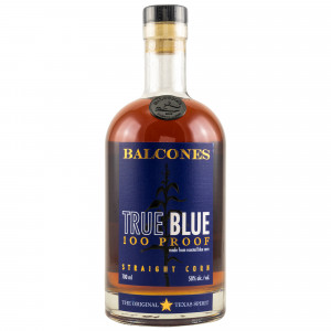 Balcones True Blue 100 Proof Straight Corn