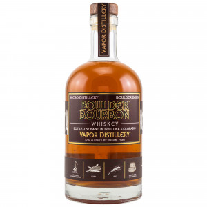 Vapor Distillery Boulder Bourbon Whiskey