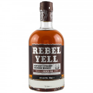 Rebel Yell Straight Bourbon French Oak Finish