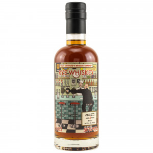 Rye Whiskey James E. Pepper 3 Jahre - Batch 1 (That Boutique-y Whisky Company)