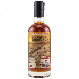 Bourbon Whiskey 24 Jahre - Batch 1 (That Boutique-Y Whisky Company)