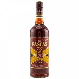 Old Pascas Jamaica Dark Rum 73%