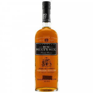 Sixty Six 12 Jahre Family Reserve Barbados Rum 40%
