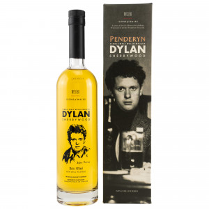 Penderyn Sherrywood Dylan Thomas Edition