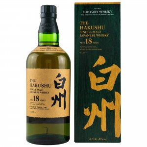 Hakushu 18 Jahre Single Malt (Japan)