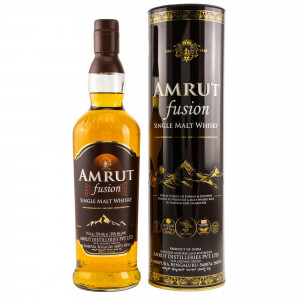 Amrut Fusion Indian Single Malt
