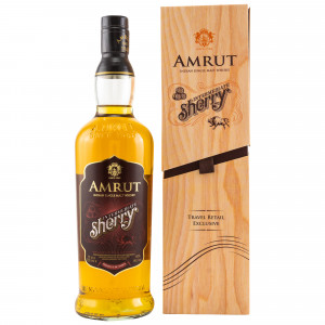 Amrut Intermediate Sherry in Holzbox