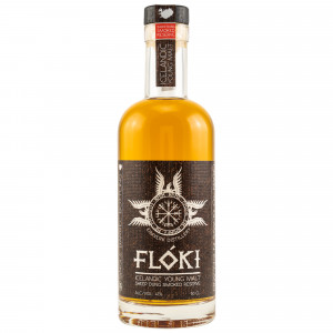 Floki Young Malt Sheep Dung Smoked Reserve Barrel 28