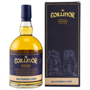 Coillmor 2012/2019 Sauternes Single Cask Nr. 313