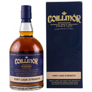 Coillmor Port Cask Strength 58% (Deutschland)