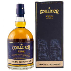 Coillmor 2010/2018 Oloroso Sherry Single Cask Nr. 177