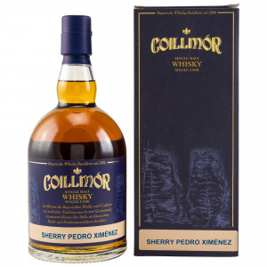 Coillmor 2010/2019 Single Pedro Ximénez Sherry Cask Nr. 400