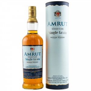 Amrut 2012/2019 Single Grain Cask No. 1458