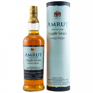 Amrut 2012/2019 Single Grain Cask No. 1457