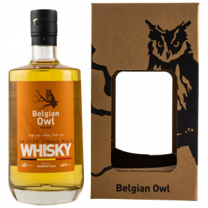 Belgian Owl Passion Edition 2019-07 Single Cask No. 1538449