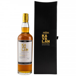 Kavalan Selection Peaty Cask No. R071126052 (Taiwan)