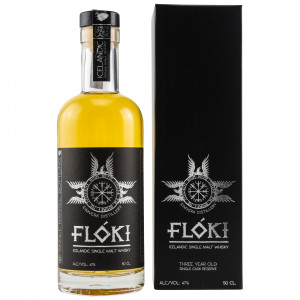 Floki Single Malt Whisky - Barrel 21