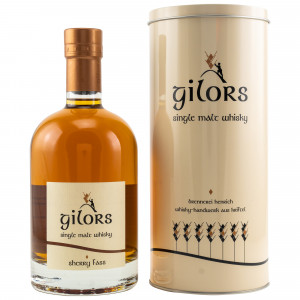 Gilors Single Malt Sherry Fass
