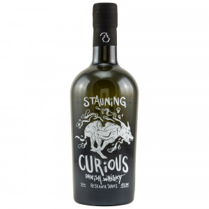 Stauning Curious Peated Rye White Spirit
