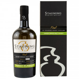 Stauning Peat Distilled 2012-2014 / Bottled Juli 2019