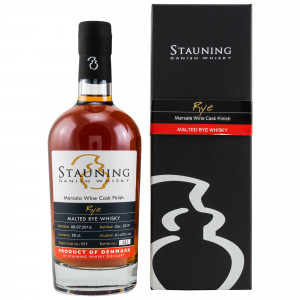 Stauning Rye Marsala Finish (Single Cask Germany Exclusive)