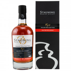 Stauning Rye Moscatel Finish (Single Cask Germany Exclusive)