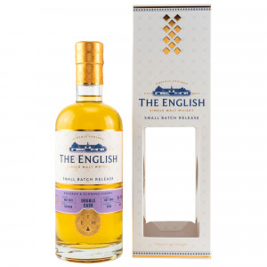 English Whisky Co. Double Cask 2011/2018 (England)