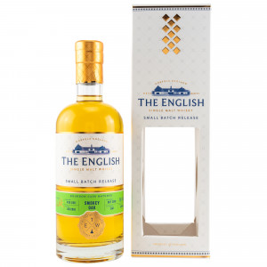 English Whisky Co. Smokey Oak Small Batch 2011/2018 (England)